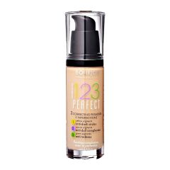 Bourjois 123 Perfect Fond de Ten Vanila 52 SPF10 30ml