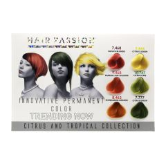 Hair Passion Citrus Catalog culori