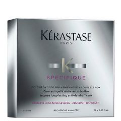 Kerastase Specifique Intense Long-Lasting Anti-Dandruff Tratament 12x6ml