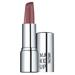 Make up Factory Lip Color Pecan Red 128