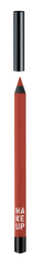 Make up Factory Lip Liner Deep Rust 24