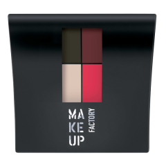 Make up Factory Mat Eye Colors Q Rochy Earth 070