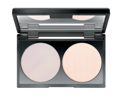 Make up Factory Holographic Illusion Lilac Dimension/Dazzlin Pink 12
