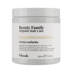 Nook Beauty Family Conditioner Curly Or Wavy Hair 250Ml