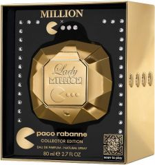 Paco Rabanne Lady Million Pac-Man Collector Edition 80ml