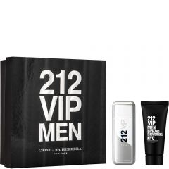 Carolina Herrera 212 VIP Men 100ml Set Cadou