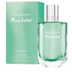 Davidoff Run Wild for Her 100ml