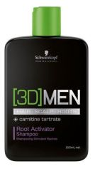 Schwarzkopf Professional 3D Men Sampon crestere par 250ml