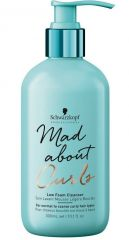 Schwarzkopf Professional Mad About Curls Low Foam Cleanser Sampon 300ml