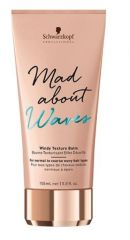 Schwarzkopf Professional Mad About Waves Windy Texture Balm Balsam150ml