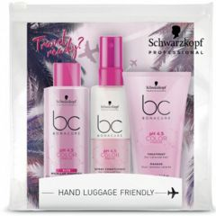 Schwarzkopf Professional Bonacure Color Freeze Kit