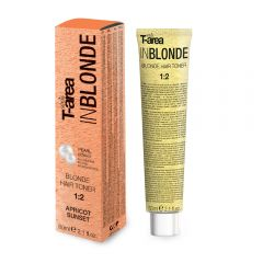 Sensus T-Area InBlonde Apricot Sunset 60ml