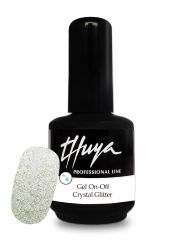 Thuya Gel On-Off Crystal Glitter 14ml
