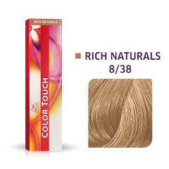 Wella Color Touch 8/38 60ml