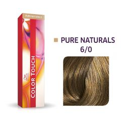 Wella Color Touch 6/0 60ml