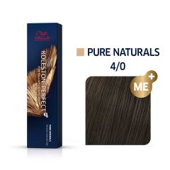 Wella Koleston Perfect Me + Pure Naturals 4/0 60ml