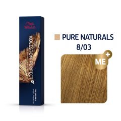 Wella Koleston Perfect Me + Pure Naturals 8/03 60ml