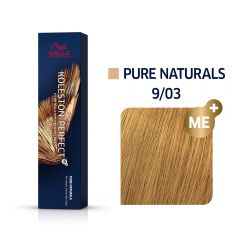 Wella Koleston Perfect Me + Pure Naturals 9/03 60ml